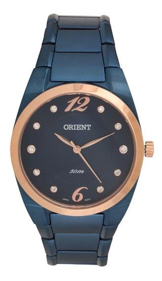 Relógio Orient Analógico Feminino Fass0001 D2dx