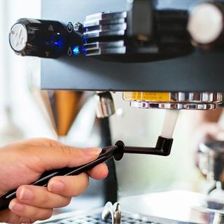 Cepillo De Limpieza Filtro Cafetera Espressos Barista.