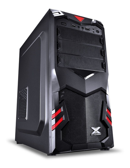 Pc Gamer Cpu - Intel / 4gb / Hd 1tb / Geforce Gts450 2gb