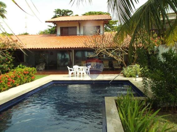 Excelente Casa De Praia - Ca0281