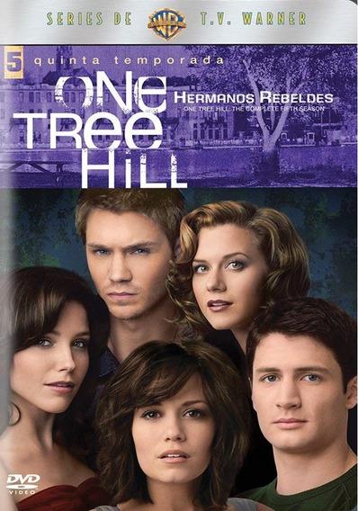 One Tree Hill Hermanos Rebeldes Temporada 5 Cinco Dvd