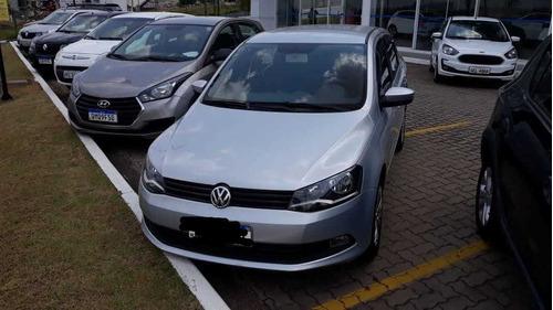 Imagem 1 de 7 de Volkswagen Voyage 2014 1.6 Vht Trend Total Flex 4p