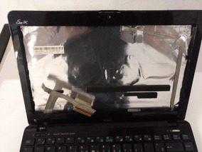 Carcaça Netbook Asus Eee Pc 1215b Usado Completo