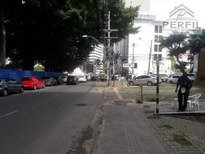 Ponto Comercial Para Locação Em Salvador, Iguatemi/cidadela, 1 Dormitório, 6 Banheiros, 22 Vagas - 741