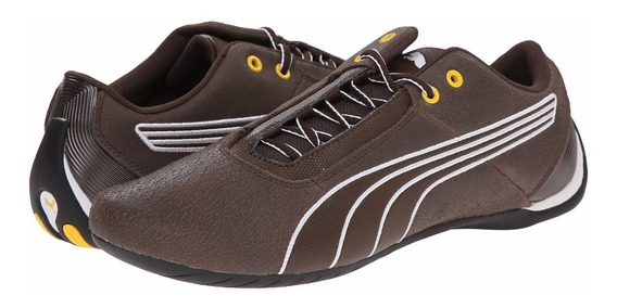 Oferta Tenis Puma Future Cat S1 Leather Piel 100% Originales