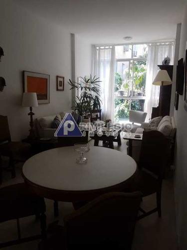 Apartamento À Venda, 2 Quartos, Jardim Botânico - Rio De Janeiro/rj - 22069