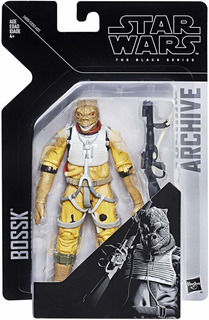 Star Wars The Black Series Bossk Archive