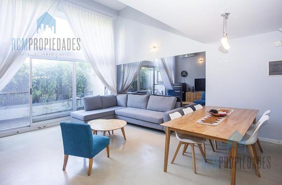 Venta Duplex 2 Ambientes Con Patio Y Cochera En El Complejo Tronador Coghlan