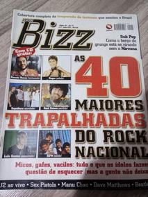 Revista Bizz 191 U2 Raul Seixas Roger Ultrage Engenheiros