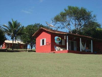 Rancho Rural À Venda, Morro Redondo, Cássia. - Ra0001