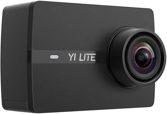 Camera Xiaomi Yi Lite Action 4k 16mp 12x Sem Juros Lacrado