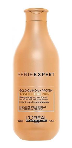 Loreal Profesional Shampoo Absolut Repair Lipidium 300 Chico