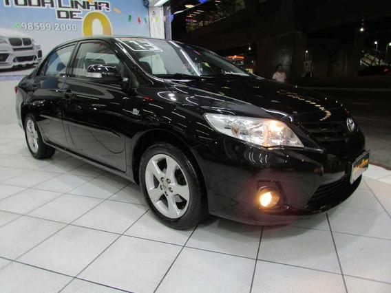 Toyota Corolla Xei 2.0 16v Flex Aut. 2013