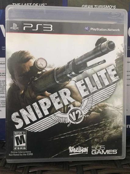 Sniper Elite V2 - Ps3 - Playstation 3
