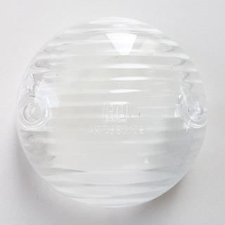 Lentes Delimitador Abeja P/embutir Cristal Ap-630/05