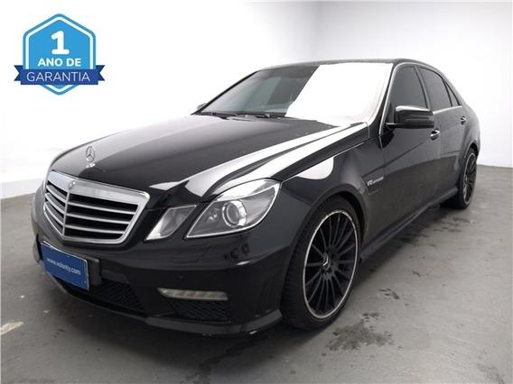 Mercedes-benz E 63 Amg 5.5 V8 32v Bi-turbo Gasolina 4p Autom