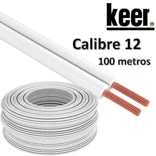 Cable Alucobre Pot 12 Keer 100 Mts