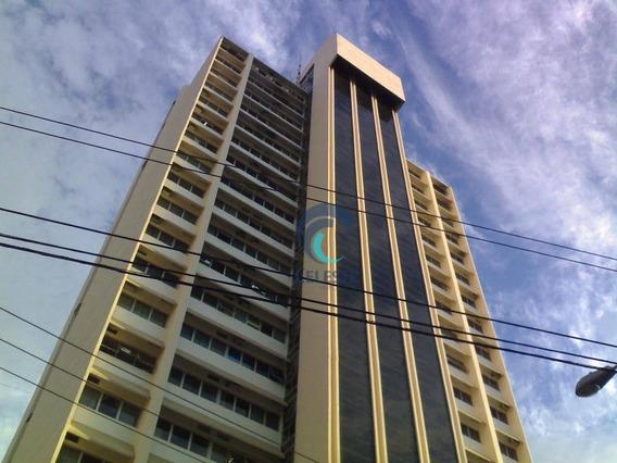 Sala Região Central, 32 M² - Centro - São José Dos Campos/sp - Sa0239