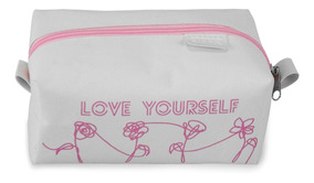 Estojo Escolar Kpop Bts - Love Yourself