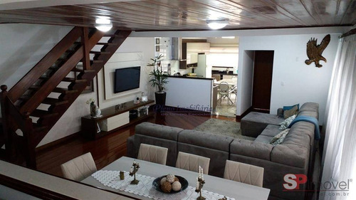 Imagem 1 de 12 de Sobrado Com 4 Dormitórios À Venda, 220 M² Por R$ 1.319.000,00 - Tremembe - São Paulo/sp - So0497