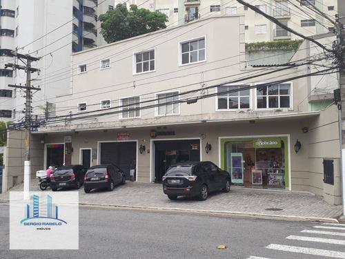 Sala Comercial Para Locação, Vila Mascote, São Paulo. - Sa0065