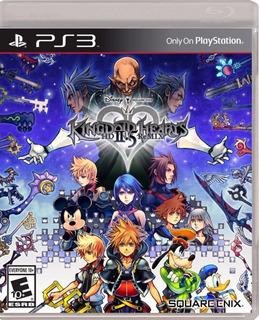 Kingdom Hearts 2.5 Hd Remix Ps3 Fisico Sellado Original Ade