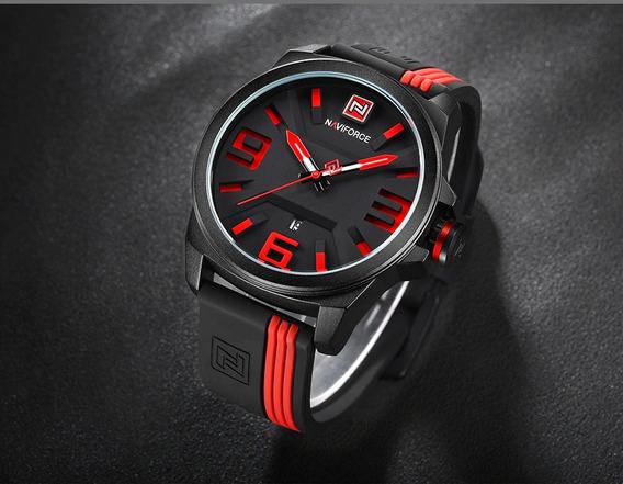 Relógio Naviforce Masculino Original Promoção