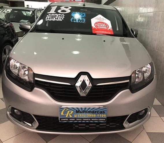 Renault Sandero 1.0 12v Sce Flex Expression Manual 2018