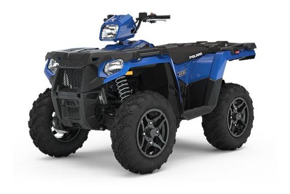 Polaris Sportsman 570 Premium Radar Blue