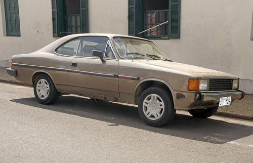 Imagem 1 de 9 de Chevrolet Opala Comodoro Un. Dono