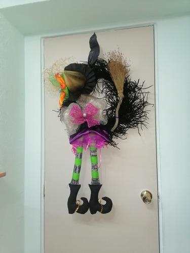 Imagen 1 de 8 de Corona Halloween