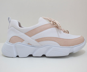 Tênis Feminino Chuncky Dad Sneaker Taynara Confortável