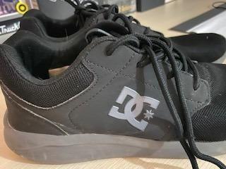 Dc Shoes Tênis - Pós Session - Skate - Bom Estado Nylon