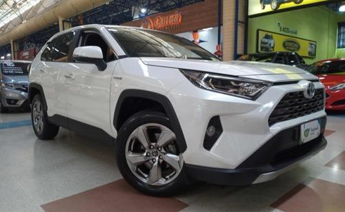Toyota Rav4 2019 2.5 S Awd Aut. 5p Hibrido