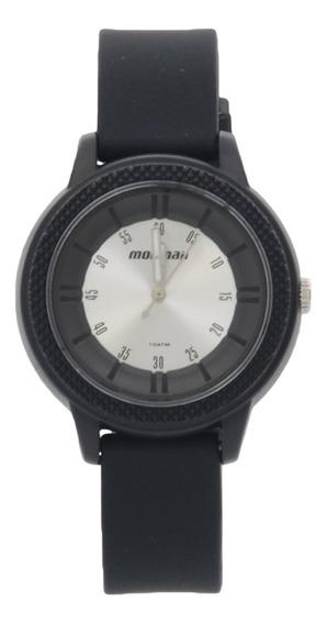 Relógio Mormaii Mo2035kc/8k Preto - Cor: Preto - Tamanho: Ún
