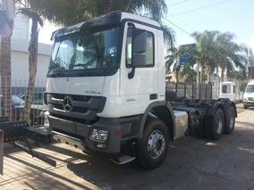 Mercedes Benz Actros 6x4 3341 K Entrega Inmediata