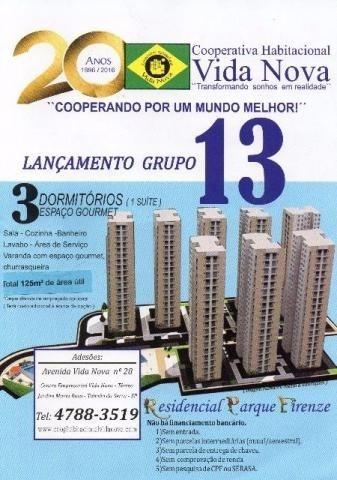 Cota Apartamento Aprígio Embu - Grupo 13 - Pq. Firenze