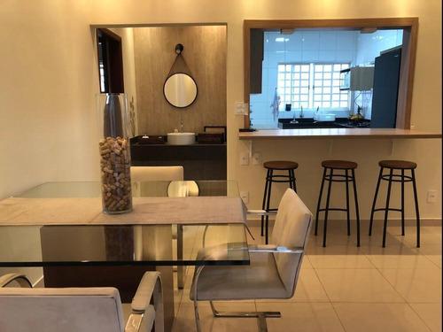 Imagem 1 de 27 de Casa Com 3 Dormitórios À Venda, 140 M² Por R$ 745.500,00 - Jardim Chapadão - Campinas/sp - Ca0299