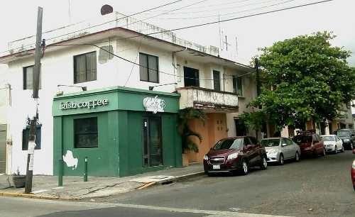Se Vende Departamento Con Local Y Terreno En Veracruz