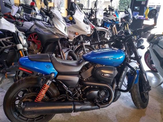 Motofeel Harley-davidson Street Rod 750
