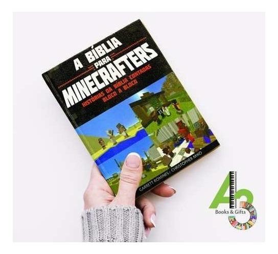 Lr18 A Bíblia Para Minecrafters - Romines E Miko