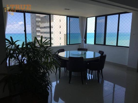 Apartamento, Rua Setúbal, Próximo De Dona Lindu - Ap3507