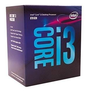 Pc Actualizacion Core I3 + 8gb Ddr4 + Mother Msi