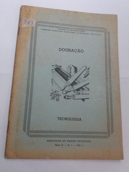 983 - Douração Tecnologia Nº 5 Vol. 3