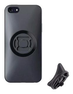 Funda Celular iPhone Con Sistema De Enganche Sp Connect