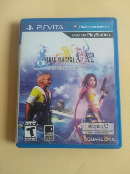 Final Fantasy X / X-2 Hd Remaster Ps Vita