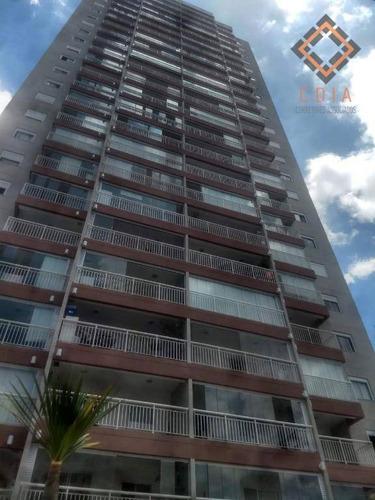 Imagem 1 de 20 de Apartamento Com 1 Dormitório À Venda, 35 M² Por R$ 289.000,00 - Cambuci - São Paulo/sp - Ap52699