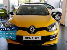 Megane Rs 3p 0km Plan Policia Negro Renault Pormocion 2016