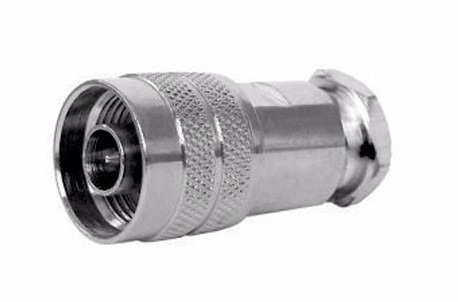 Conector N Macho De Prensa P/ Cabo Rgc 213 - Usm 00010-e