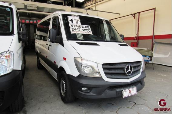 Mercedes-benz Sprinter 415 T.b. 2016/2017 16 Lugares